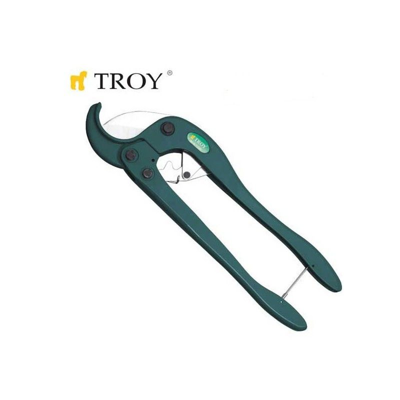 PVC Pipe Cutter Ø 63mm / Troy 27063 / TROY - 1