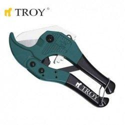 Ножица за PVC тръби Ø 42mm / Troy 27042 /