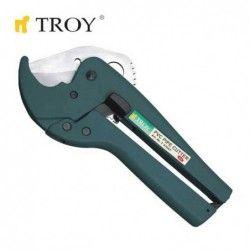 Ножица за PVC тръби Ø 42mm / Troy 27047 /