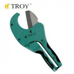 Ножица за PVC тръби Ø 64 мм / Troy 27064 /