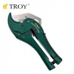 Ножица за PVC тръби Ø 42mm / Troy 27043 /
