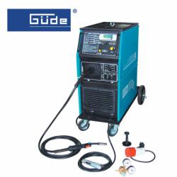 Gas welding machine MIG190KOMBI / GÜDE 20039 /