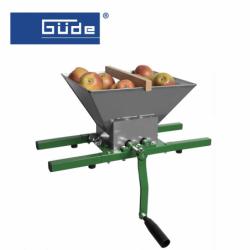 Ръчна дробилка за плодове OM 7 / GÜDE 30009 /