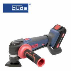 Cordless Multi tool MW 18-201-30K / GUDE 58516 /