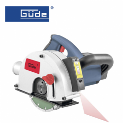 Masonry groove and expansion joint cutter MD 1700 / GUDE 58090 /, 1700 W