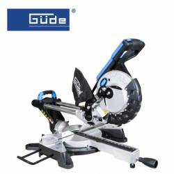 Циркуляр за ъглово рязане GRK 210 BS / GÜDE 55250 /