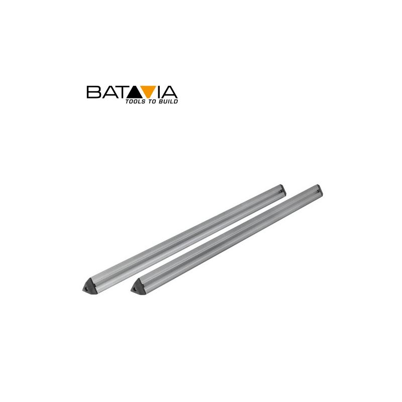 CROC LOCK Алуминиеви странични рамки за аксесоари / BATAVIA 7060547 /