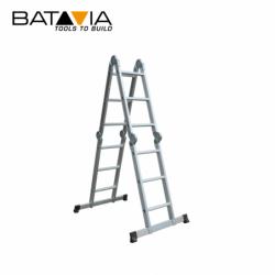 Multi-Position Folding Ladder Including Platform / BATAVIA 7062912/