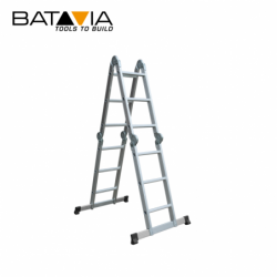 Сгъваема могопозиционна стълба до 365 см / BATAVIA 7062912 /