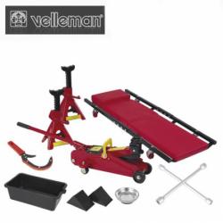 инструменти за работилница, 10 части / Velleman 5000-10 /