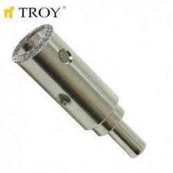 Боркорона за гранит (Ø 22mm) Troy 27422.