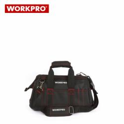 Чанта за съхранение на инструменти с регулируема презрамка за рамо / Workpro W081022 /