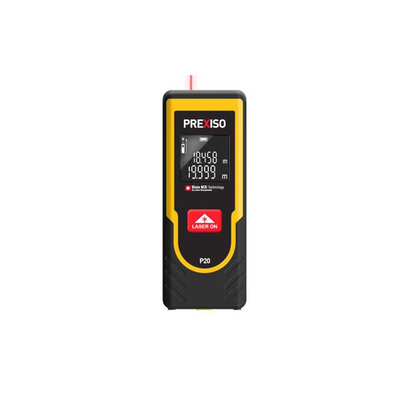 Лазерна ролетка 20 м / PREXISO P20 /