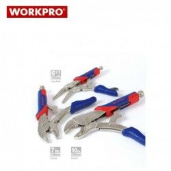Locking Pliers Set, 3 pcs....