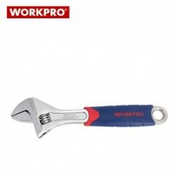 "Adjustable Wrench, 8"" / WORKPRO W072009 /"