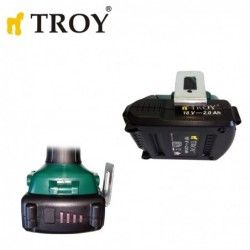 Акумулаторна батерия / Troy 13018-R / 2.0Ah, 18V
