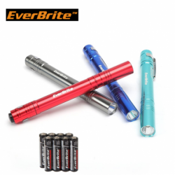 4-pack LED Penlight Pocket...