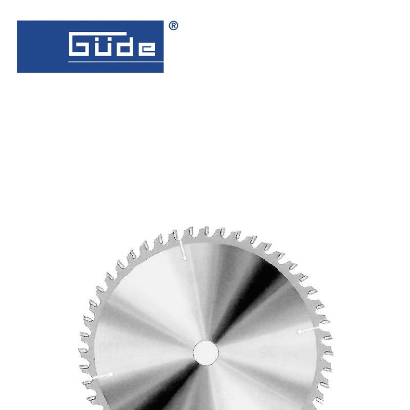 Диск за циркуляр за ъглово рязане GKS 190 / GÜDE 54996 / 190мм 48 зъба