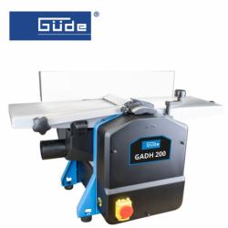 Planer - thicknesser GADH 200, 1250W / GÜDE 55440 /