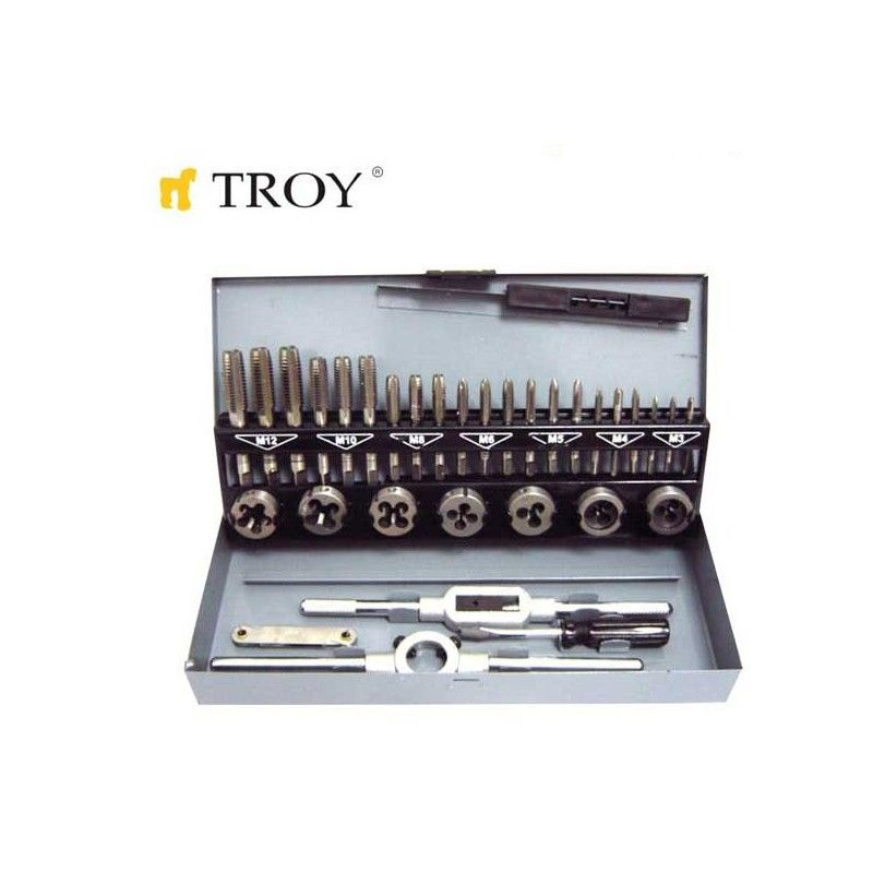 Tap and Die Set  / Troy 36000 /