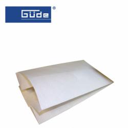 Dust Filter bag, 10 pcs / GÜDE 55153 /