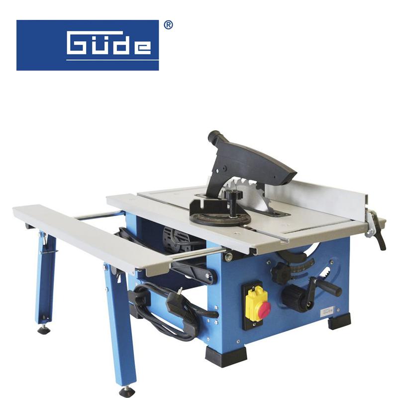 Стационарен циркуляр GTK 2100 / 1200W / GÜDE 55168 /