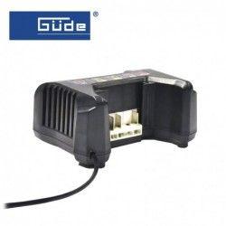Зарядно устройство за 3A / 36 V Li-Ion акумулаторни батерии / GÜDE 95675 /