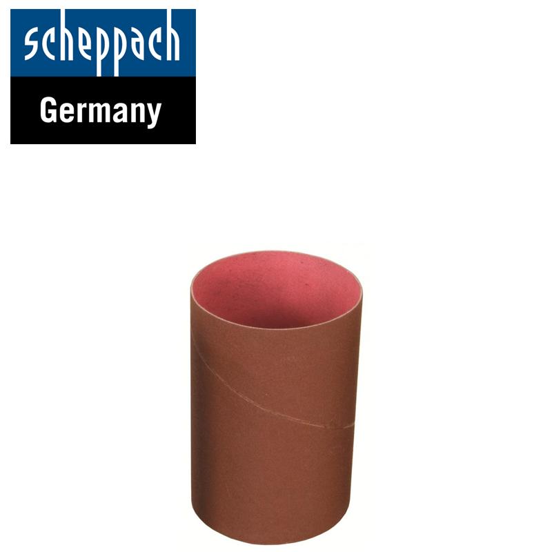 Шкурка за шпиндел шлайф Ø76 мм К80 / Scheppach 3903401706 /