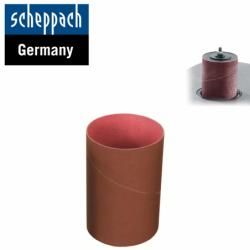 Шкурка за шпиндел шлайф Ø76 мм К80 / Scheppach /