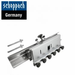 Приставка Jig 320 за заточване на хобел ножове и дискови триони / Scheppach 89490723 /