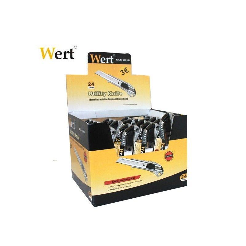 Cutter utilitar 100 x 18 mm