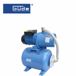 Water pump with tank  HWW 1300 G / GÜDE 94195 /