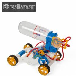 Комплект за сглобяване на автомобил с въздушен двигател KSR16