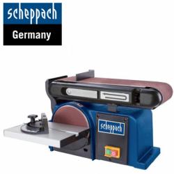 Лентов и дисков шлайф BTS900 / Scheppach 5903306901 / 370 W