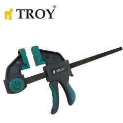 Quick Release Ratcheting Bar Clamp 900mm / TROY 25136 /