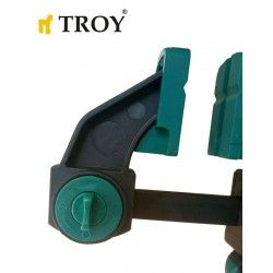 Quick Release Ratcheting Bar Clamp 450 mm / TROY 25118 / 2