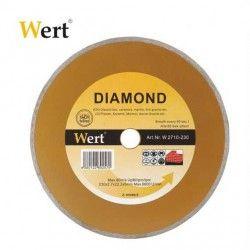 Диамантен диск за гранит, мрамор, керамика и камък 115 mm