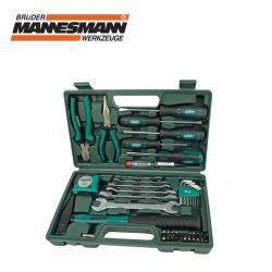 Tool set in case 47 pieces...