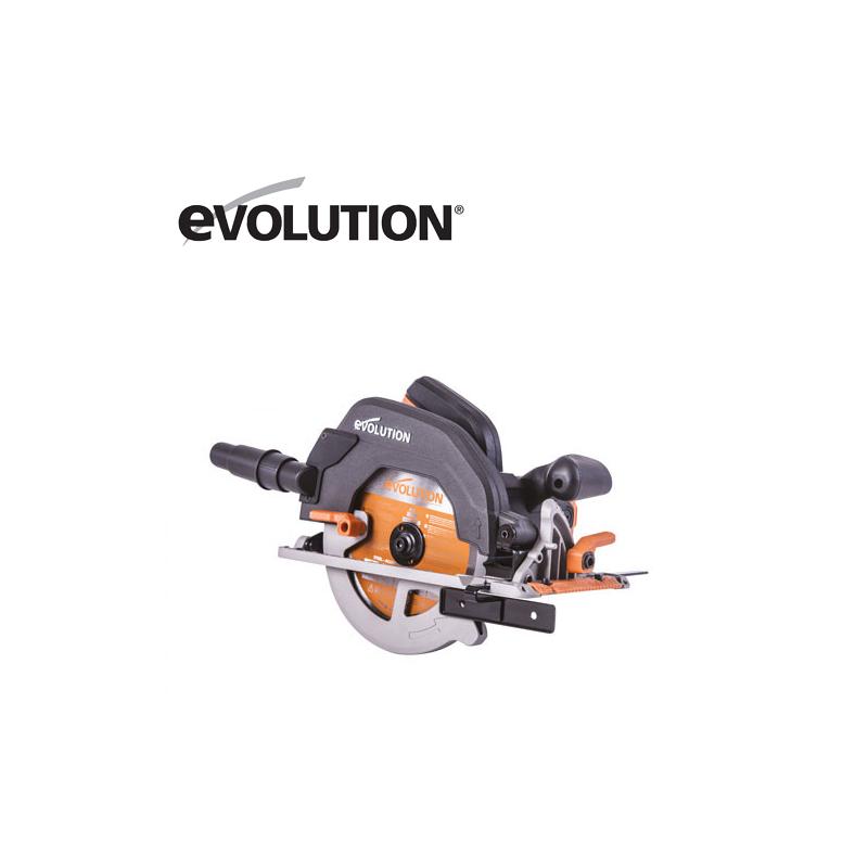 Циркуляр за ъглово рязане R185CCS EU / EVOLUTION 027-0003 /