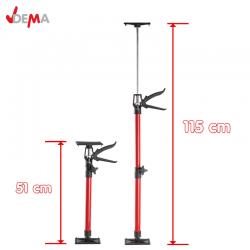 Механична телескопична подпора за гипсокартон DZS 115 / DEMA 45001 /
