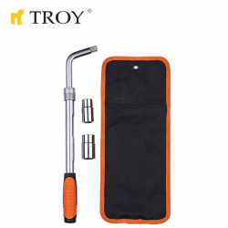 Tyre Wrench Set 4pcs / Troy 26138 /