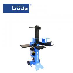 Log splitter machine GHS 500/6TE / GÜDE 02051 /