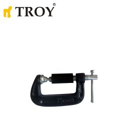 """C-clamp 50 mm 2"""" Troy 25062"""