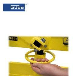 Професионална гилотина за оформяне на каменни плочки GSK 140/420 / GÜDE / 2
