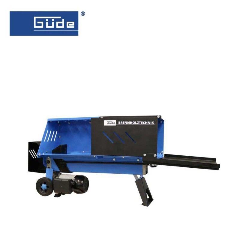 Машина за цепене на дърва GHS 370/4TE / GÜDE 02041 /