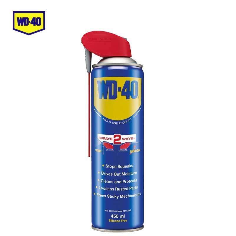 WD-40 - Smart Straw -Многофункционална смазка - 450ML