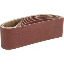 Sanding Belt 76x533mm, Set...