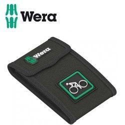 Комплект мини тресчотка с битове 12 части / WERA 05004170001 / за велосипеди 2