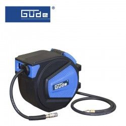 Automatic hose reel 15m / GUDE 2882 /