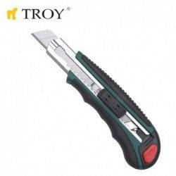 Professional Box Cutter (100x18mm)  / Troy 21600 / 2